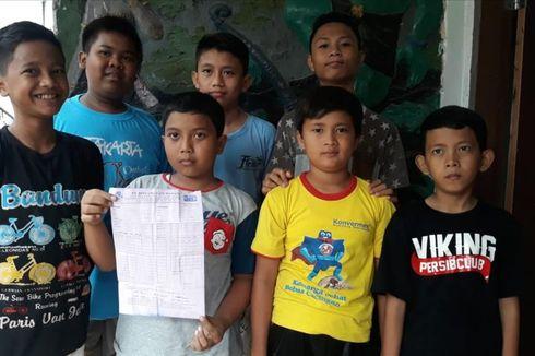 Kisah 7 Bocah di Bogor Tabung Uang Jajan 10 Bulan untuk Beli Sapi Kurban