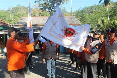 Ekspedisi Destana, Menengok Kesiapan Selatan Jawa Hadapi Potensi Tsunami
