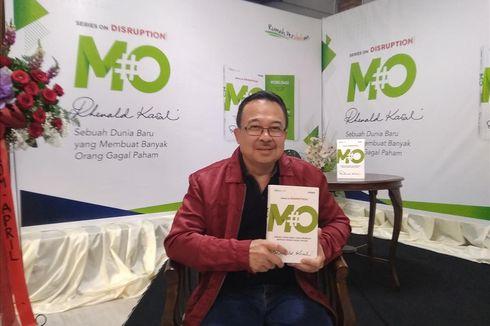 Rhenald Kasali Luncurkan Buku Seri Disrupsi Baru Berjudul #MO