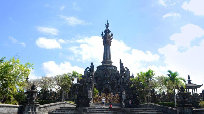 Merasakan Diorama Bali Pra Sejarah di Monumen Bajra Sandhi