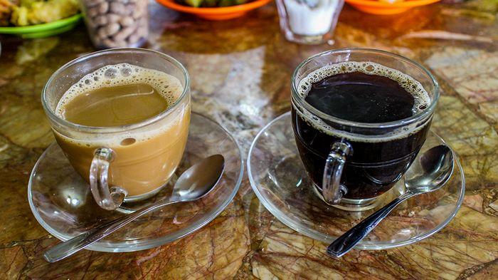 Nikmatnya Ngopi di Kopi Solong, Aceh