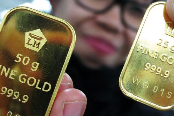 Harga Emas Antam Hari Ini Naik Rp 1000 Per Gram Kilasdaerah