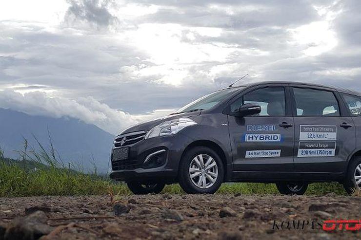 Suzuki Bantah Ertiga Pakai Diesel Milik Chevrolet Spin Kilasdaerah