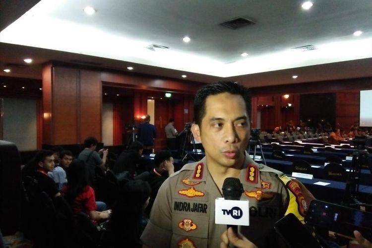 Kapolres Metro Jakarta Selatan, Kombes Pol Indra  Jafar Himbau Warga Tidak Sahur om The Road Selama Bulan Puasa, Kamis (9/5/2019)