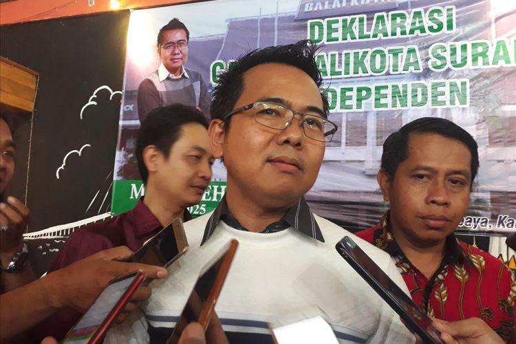 Advokat dan Wakil Ketua DPD Gerindra Jawa Timur M. Sholeh