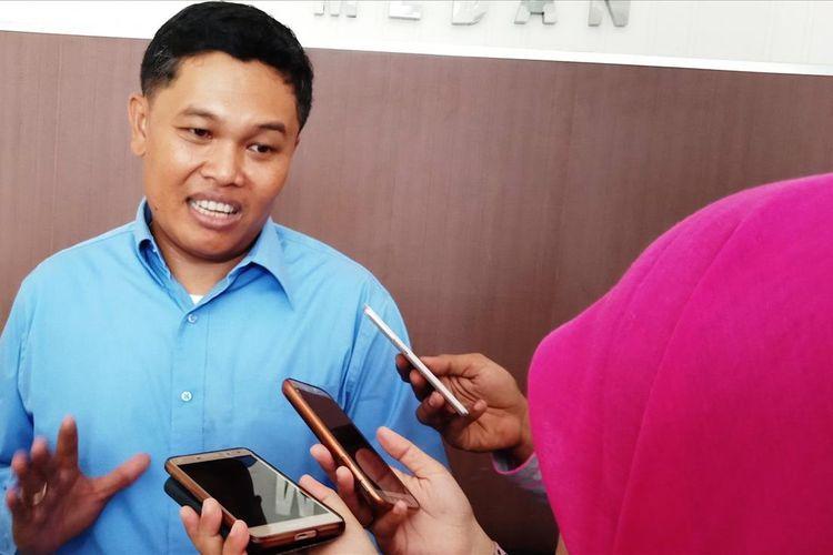 Kepala KPPU Wilayah I Ramli Simanjuntak mengatakan, salah satu masalah dalam pemasaran kelapa adalah kecilnya persentase harga yang diterima petani dari harga yang dibayar konsumen, Kamis (11/7/2019)