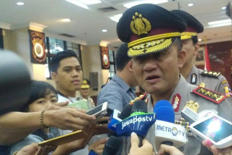 Kepala BNN RI, Komisaris Jenderal Polisi Heru Winarko