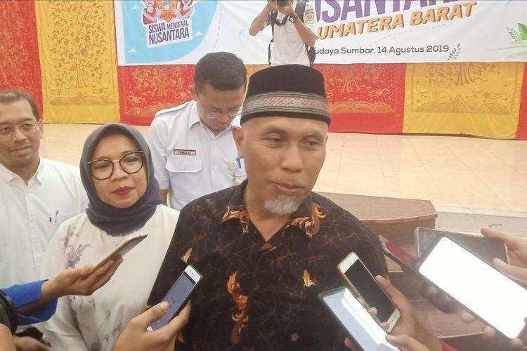 Wali Kota Padang Mahyeldi