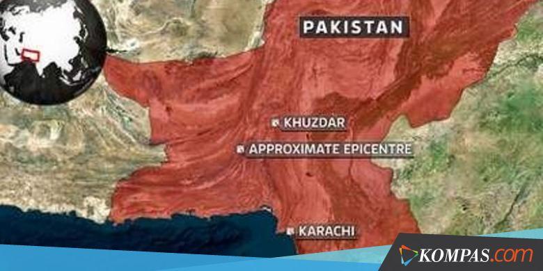 earth essay in pakistan quake