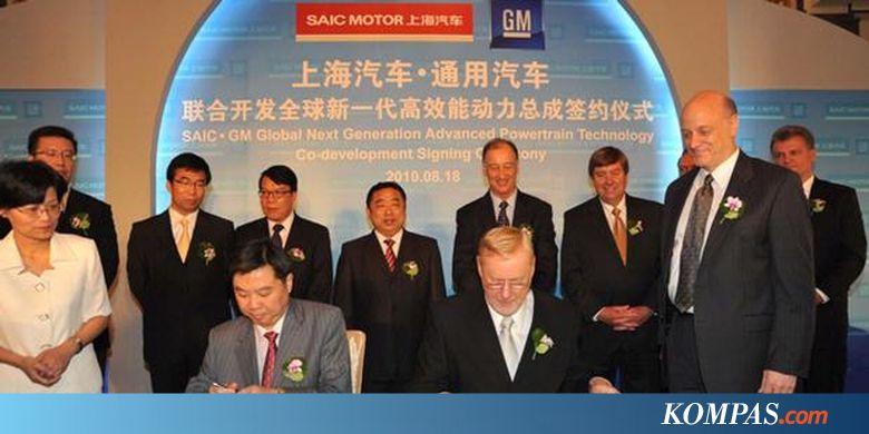 Permintaan Melambat Dramatis, General Motors Pangkas Ratusan Job