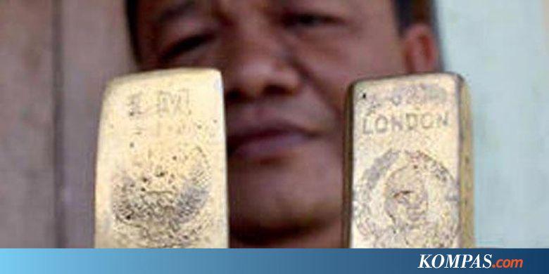 Dukun Emas Batangan Dibekuk Polisi Kompascom