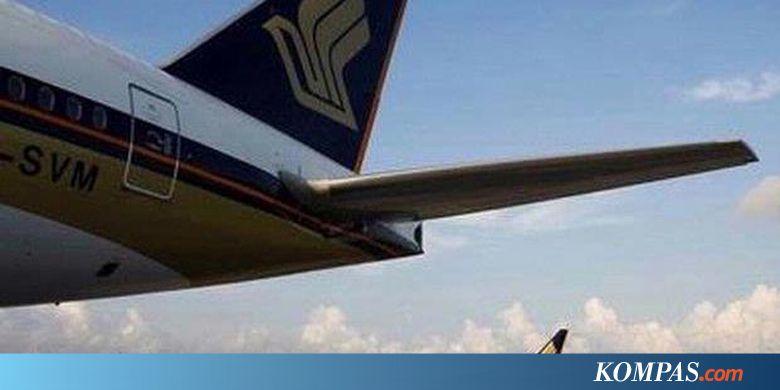 Singapore Airlines Kandangkan Pesawat Kargo Kompas Com