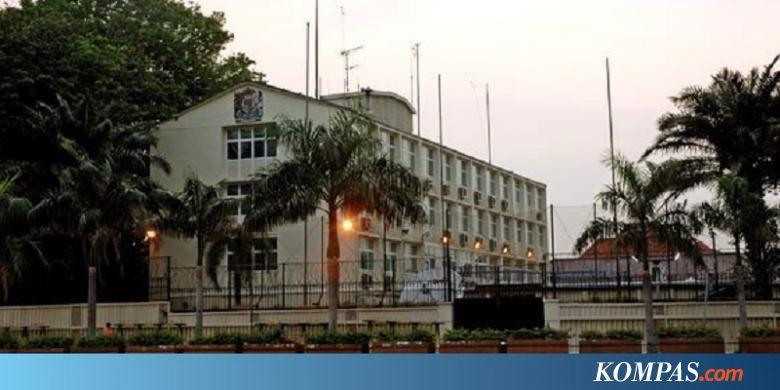 Pemprov DKI Tunggu Kedubes Inggris Bayar Uang Sewa Rp 63 Ribu Tiap Tahun
