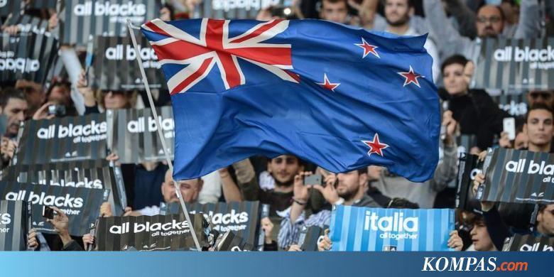 Selandia Baru Picture: Selandia Baru Berencana Mengganti Bendera