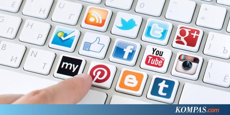 media sosial dalam kanye politik kompas com
