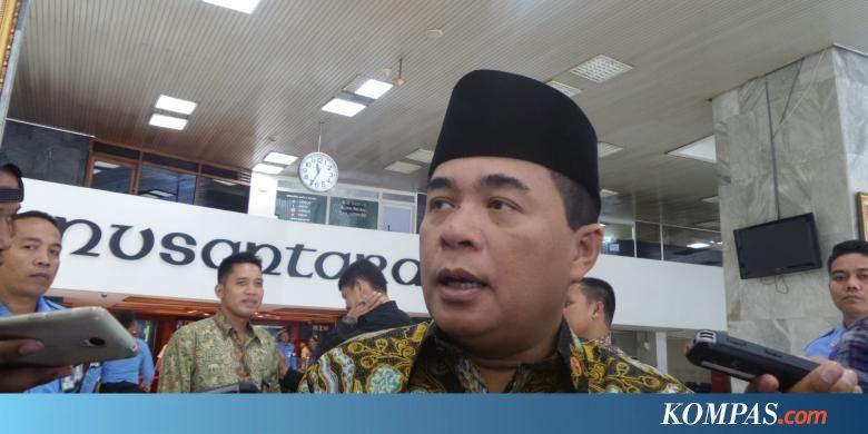 Ketua DPR Apresiasi Kinerja Polri dalam Menangani Kasus Ahok