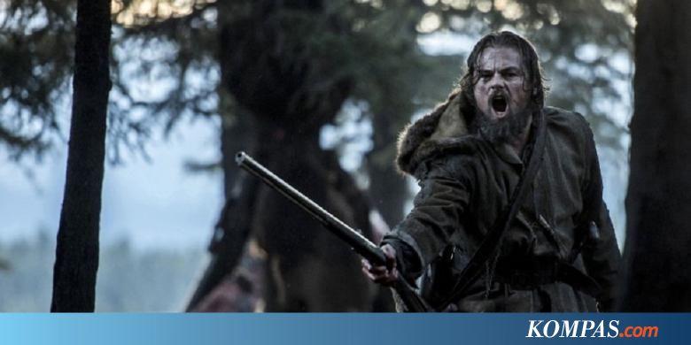 """""""The Revenant"""", Nominasi Oscar, dan Kisah Leonardo DiCaprio Sang Penyintas Halaman 1"""