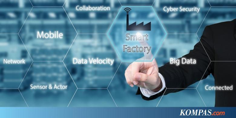 Aplikasi Internet Of Things Di Sektor Industri Berbeda Beda