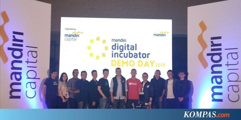 BMRI Mandiri Capital Gelar Digital Incubator Demo Day 2019 Batch 2
