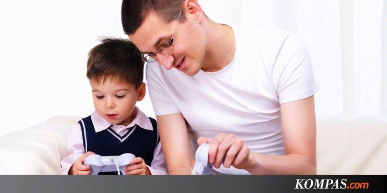 Ayah Gila Kerja, Anak Cenderung Berulah