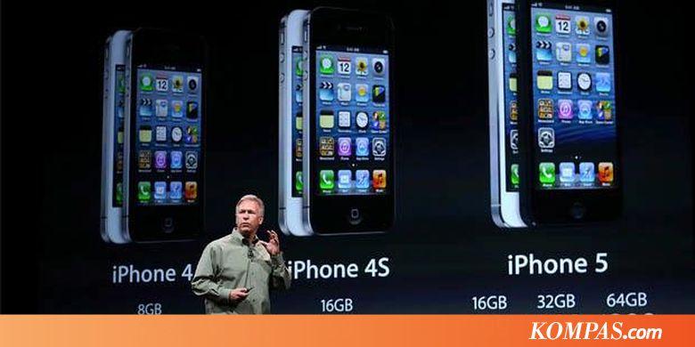 Ini Dia Harga Resmi IPhone 5