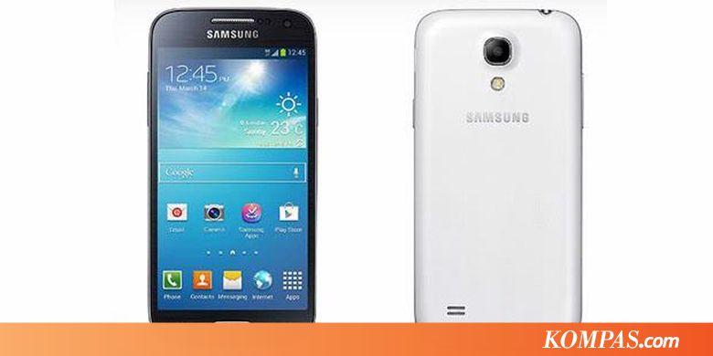 Samsung Pastikan Kehadiran Galaxy S4 Mini