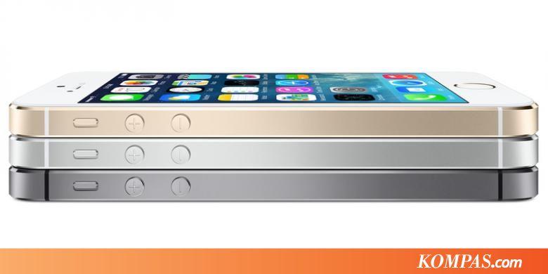 Ini Dia Harga iPhone 5S dan 5C Versi XL - Kompas.com d834b691f9
