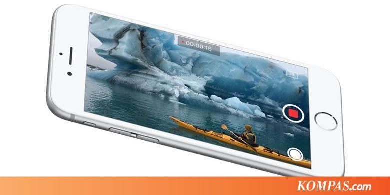 iPhone 6S Versi 16 GB Disarankan Dihindari - Kompas.com 1d5af6445f