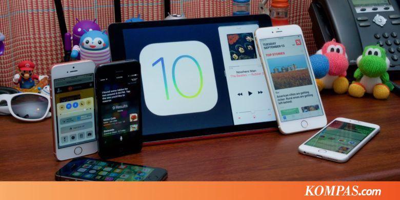 iOS 10 Sudah Bisa Diunduh ce1fe651e8