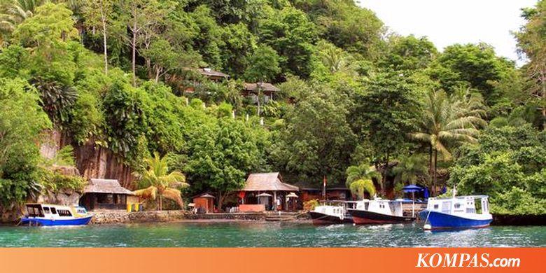 Inilah 10 Destinasi Wisata Utama Di Kota Bitung Halaman All Kompas Com