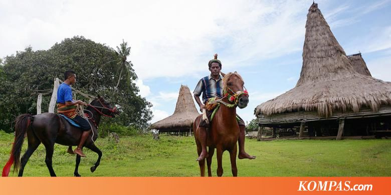 Parade 1000 Kuda Dan Festival Tenun Ikat Sumba Diundur