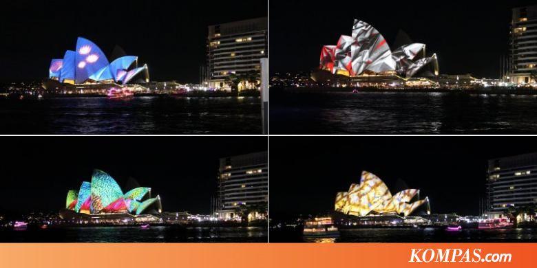 Sydney Warna-warni