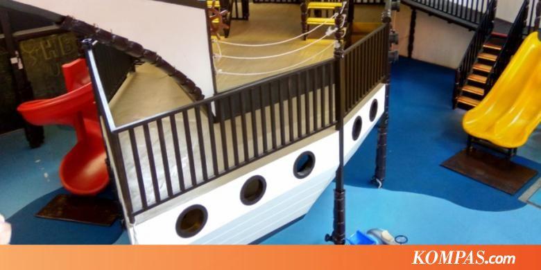 Taman Bermain Anak dan Ruang Khusus Menyusui Ada di Restoran Ini