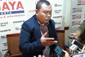 Pengamat politik dari Universitas Paramadina Hendri Satrio di Cikini, Jakarta Pusat, Sabtu (17/2/2018).