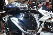 Skutik Honda SH150i Menghilang