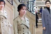 Song-Song Couple Tampil Stylish di Paris Fashion Week