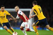 Liga Europa, Wilshare Siap Hadapi Atletico pada Leg Kedua Pekan Depan