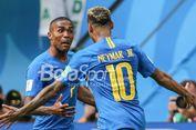 2 Pemain di Sisi Kanan Brasil Alami Cedera