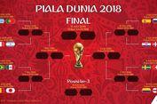 Jadwal Siaran Langsung Piala Dunia, Malam Ini Perancis Vs Argentina