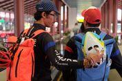 Cerita Kurir Sepeda, Bertarung Lawan Ojek Online, Macet hingga Kotornya Udara Jakarta
