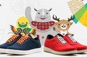 Begini Tampilan Sneakers Edisi Spesial Asian Games dari Brodo