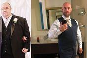 Cerita Sukses Pria yang Turunkan Berat Badan hingga 100 Kg