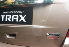 Arti Emblem 'Premier' di Chevrolet Trax Coopertino