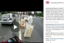 Di Indonesia, Ambulans Tidak Diberi Jalan, Ada Empati yang Kurang