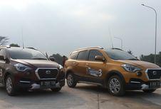 Tarikan Responsif Datsun Cross di Tol Trans Jawa
