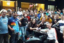 Mantan Wakapolri Iri Komunitas Harley Tak Ikut Pawai Obor Asian Games