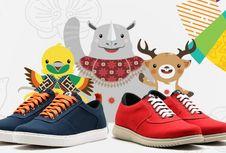 Susah Cari Ukuran Sepatu, Yukka Ciptakan Label Brodo