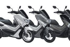 Kata Yamaha, Inden NMAX Sudah Tidak Lama Lagi