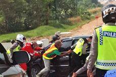 Tiga Kecelakaan Terjadi di Jalan Tol Darurat Brebes-Gringsing