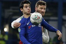 Conte Ungkap Alasan Cadangkan Morata